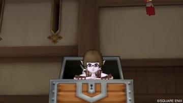 宝箱のしぐさ2