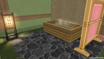 ちろりんちの風呂場