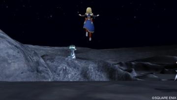 マデリン月へ行く