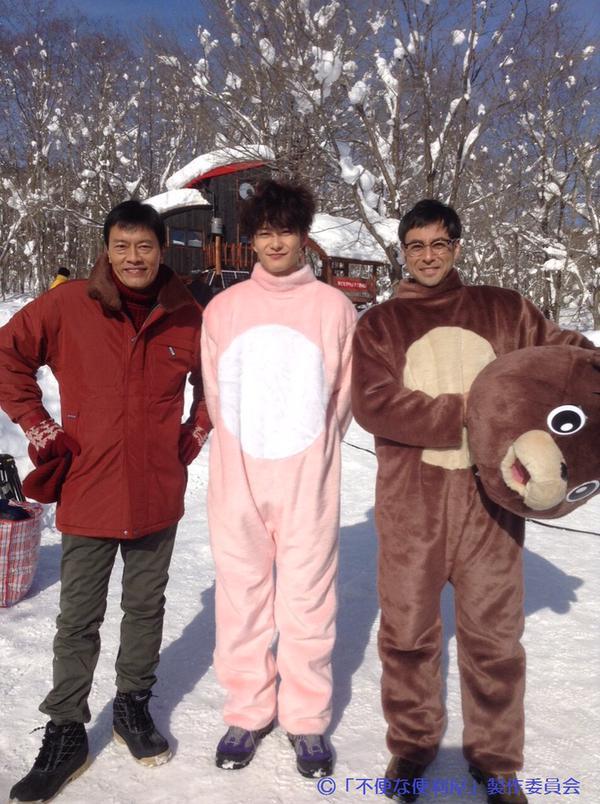岡田、遠藤、鈴木