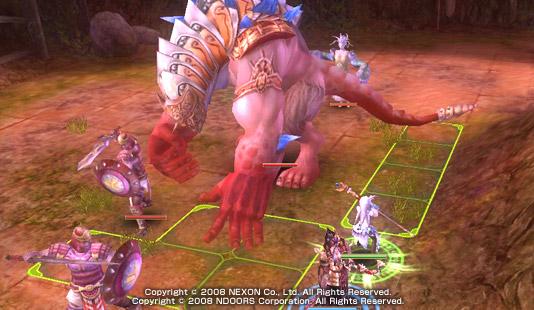 基本プレイ無料のMMORPG 『アトランティカ』