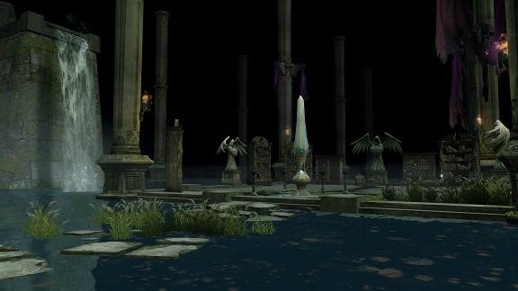 人気のノンターゲティングアクションRPG『ドラゴンネスト』 新たな物語へ続く新ダンジョン「薄影の森」「アカウント倉庫」を実装だ!!