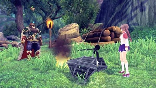 アニメチックファンタジーMMORPG『幻想神域 -Cross to Fate-』 本格始動!新ストーリー追加&新ダンジョン「異界・クロノアビスの湿地」など情報公開だ!!
