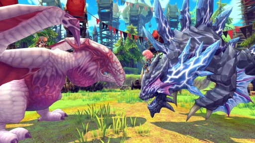 ハンティングファンタジーMMORPG『ハンターヒーロー』 騎乗モンスターを駆使して戦う新たな対人戦システム「モンスターテイムバトル」を実装したぞ!!