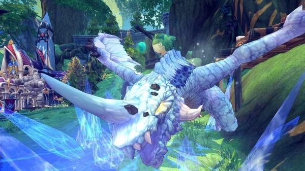 基本プレイ無料のハンティングファンタジーMMORPG『ハンターヒーロー』 強敵との連戦にギルドメンバーと協力して挑む「ギルド戦」を実装だ!!