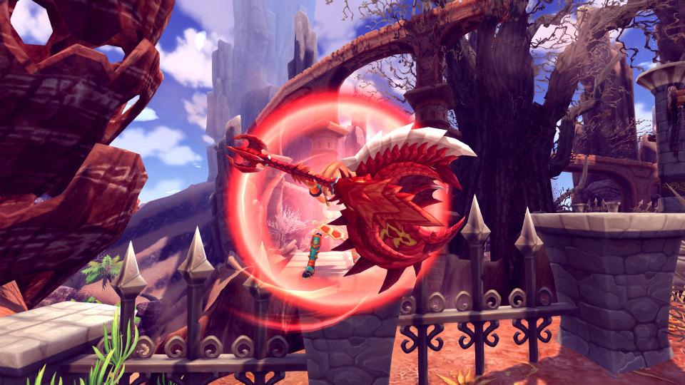 基本プレイ無料のハンティングファンタジーMMORPG『ハンターヒーロー』 レベルキャップ開放や新大陸の追加を含むアップデート実施だ!!