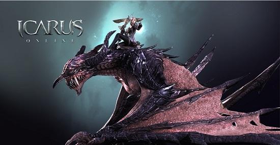 基本プレイ無料の新作オンラインゲーム 天地を駆け巡るファンタジーMMORPG『イカルスオンライン』