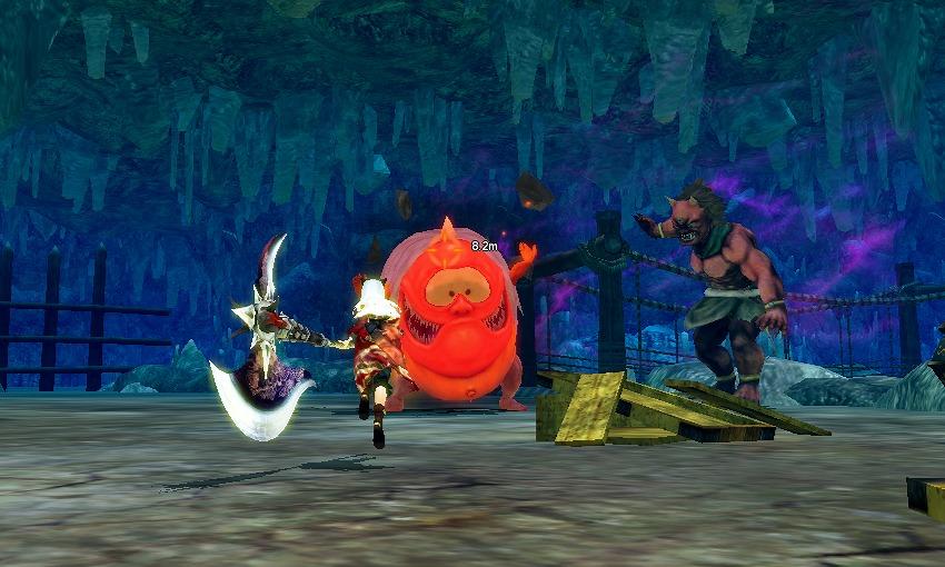 基本プレイ無料の和風MMORPG『鬼斬』 期間限定のダンジョン「黄金武器探索 陽焔」の登場だ!過剰精錬時に消費するゲーム内マネーも値下げへ!!