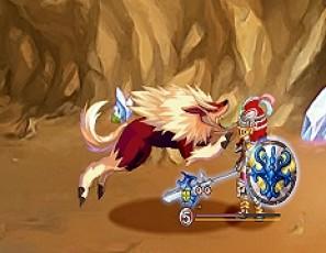 基本プレイ無料の本格ブラウザRPG『剣と魔法のログレス』 新エリア「秘境-砂漠の遺跡-」を実装だ!ログレスクエストエピソード7「砂に埋もれた歴史」も公開だ!!