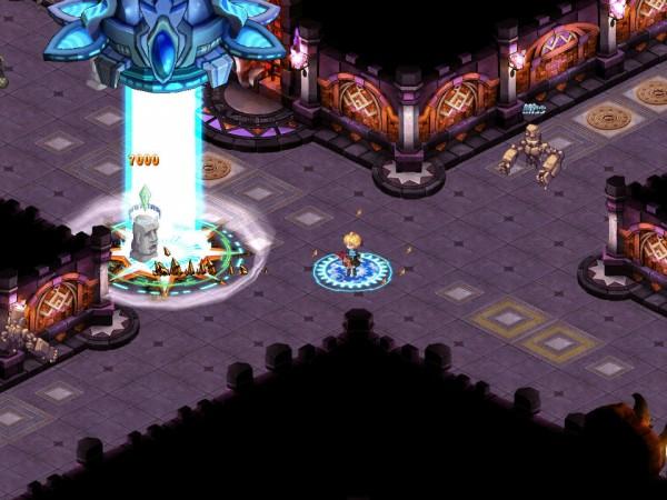 基本プレイ無料の2DファンタジーRPG『テイルズウィーバー』 17人目の新主人公・戦闘人形「ノクターン」を実装だ!!