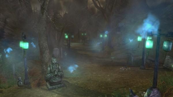 基本プレイ無料の超軽快×超巨大ファンタジーMMORPG『ウェポンズオブミソロジー』 死者が蠢くダンジョン「静寂の地」実装だ!!