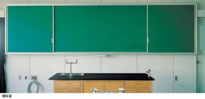 引分式黒板