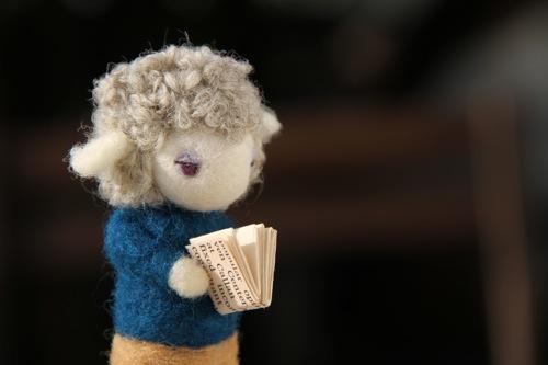羊くんサイド