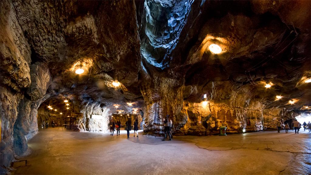 迷路 洞窟(ミステリアスアイランド)