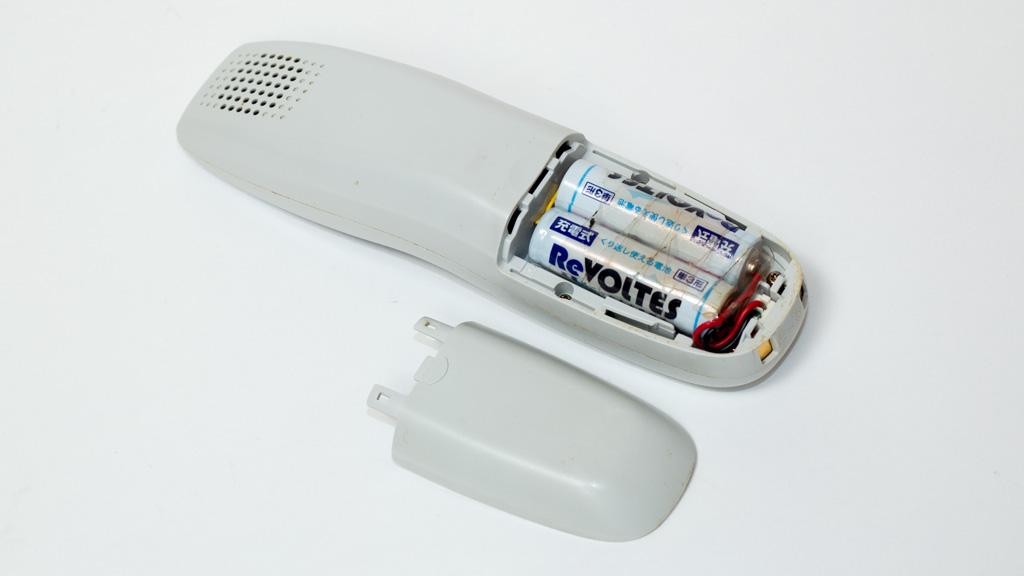 電話子機用電池のダイソー化