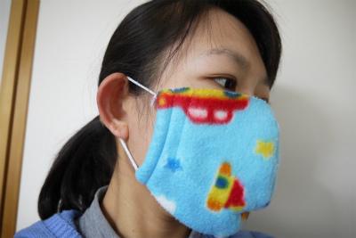 ぬれマスク
