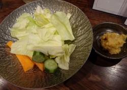 野菜(おかわり自由)