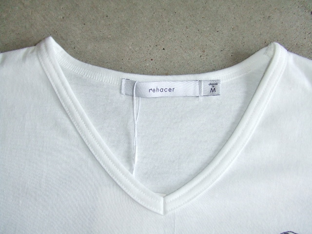 rehacer Urban wild SS tee white ft1