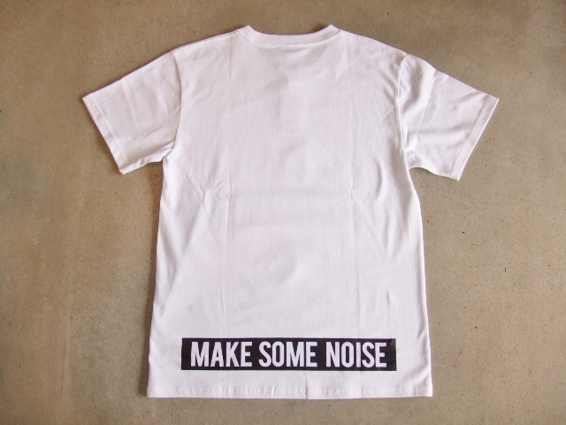 NOBRAND SCREM SS TEE BACK