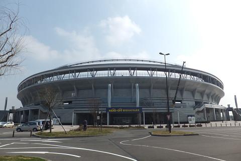 0848 ECOスタジアム新潟外観