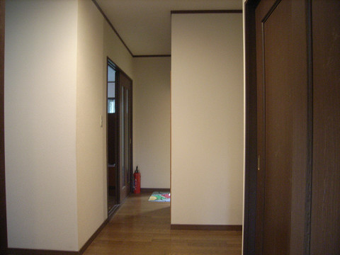 0869 廊下(before)