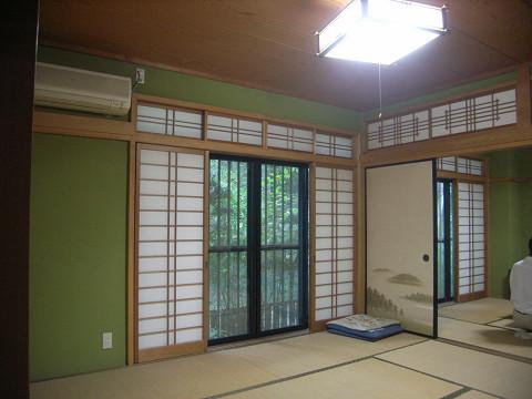 0865 和室(before)
