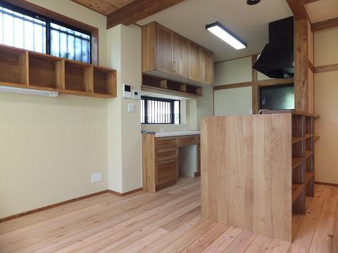 0863 キッチン(after)