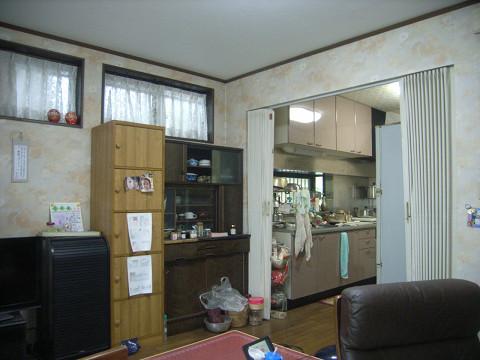 0862 キッチン(before)