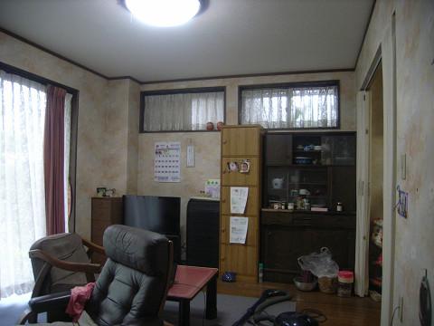0860 リビング(before)