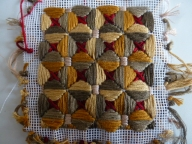 刺繍(キャンバスワーク)
