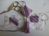 刺繍(カウントワーク)