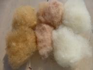 ふわふわ羊毛