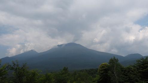 浅間山150624