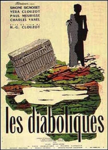 Diaboliques Poster