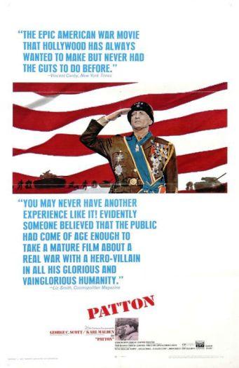 Patton Poster