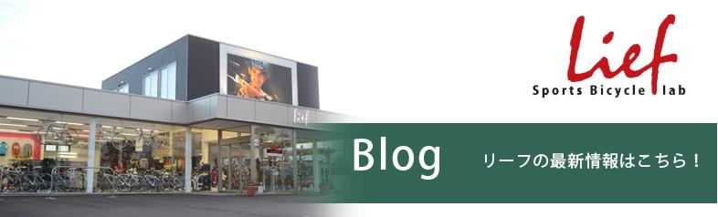 リーフのブログ