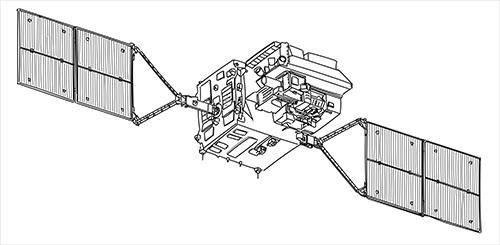今週の人工衛星「GCOM-C」
