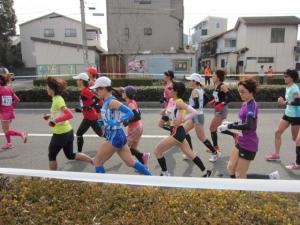 大阪国際女子マラソン2