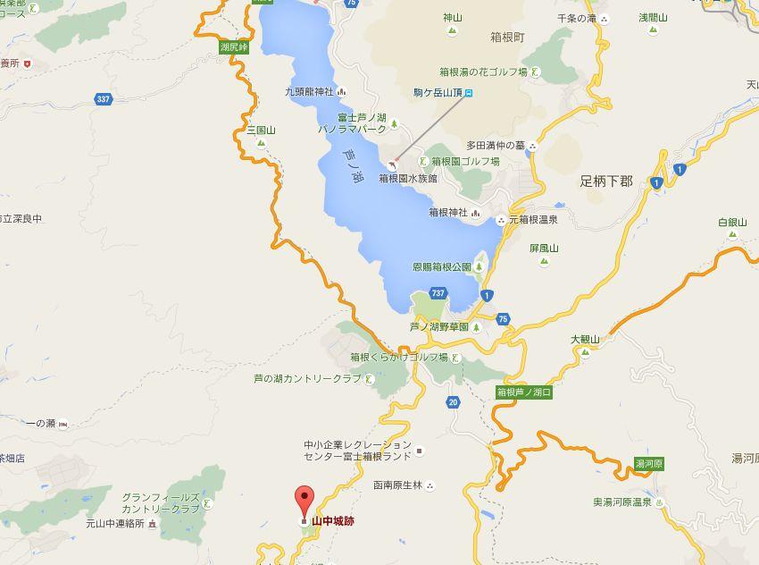 【箱根】静岡県三島市にある「山中城跡」付近の井戸の温度が急上昇…6度も高い「30年で初めて」