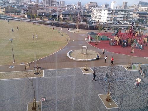 20150329立命岩倉公園②