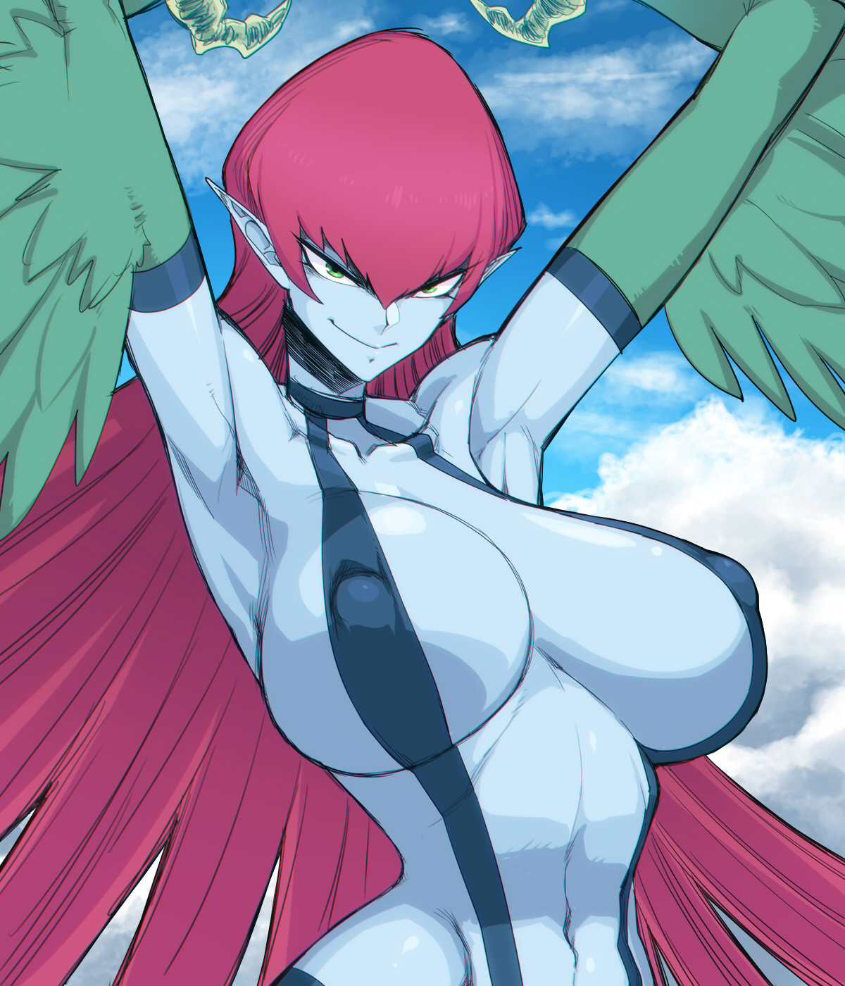 from Marquis yu gi oh harpie porn pics