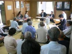 益田市政報告会