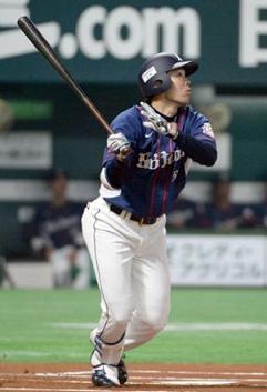 20150424234745116 - 巨人の坂本を覚醒させた西武・秋山 翔吾の打撃論「アッパー気味のイメージで打っているよ」