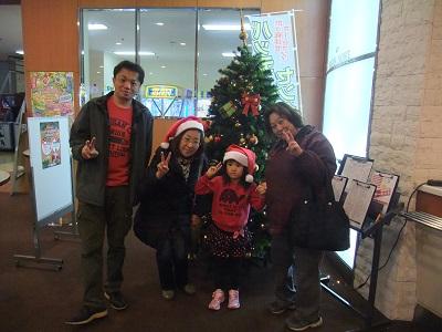クリスマス写真2
