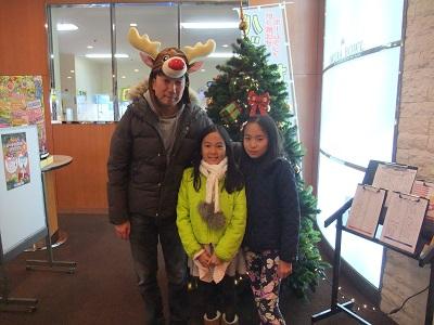 クリスマス写真4