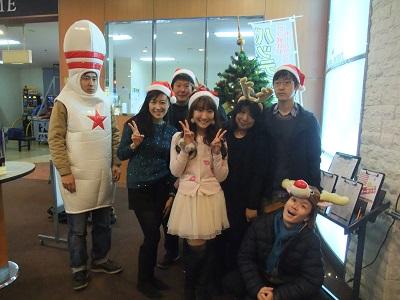 クリスマス写真5