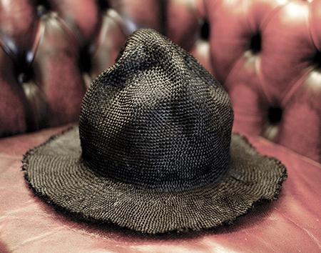 新潟県 長岡 見附 三条 ハンドメイド 帽子 ハット 作家 デザイナー