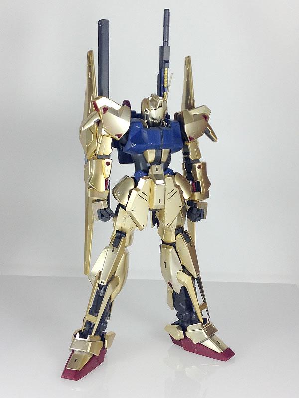 MG 百式 Ver.2.0 製作01