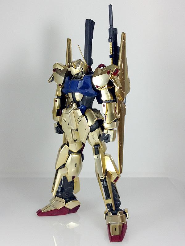 MG 百式 Ver.2.0 製作02