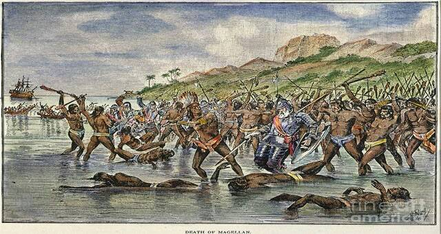 マクタン島の戦い
